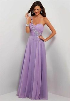 Awesome lavender prom dresses  2018