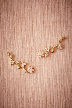 BHLDN Ginette Post Earrings in  Shoes & Accessories Jewelry at BHLDN