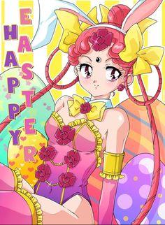 Easter 2020, Black Moon, Sailor Moon Crystal, Happy Easter, Princess Peach, Anime, Deviantart, Manga, Artist
