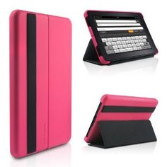 Kindle Fire Lightweight MicroShell Folio Case Cover by Marware, Pink --- http://www.amazon.com/Kindle-Lightweight-MicroShell-Folio-Marware/dp/B005HSG3VK/?tag=digitaldepotworld
