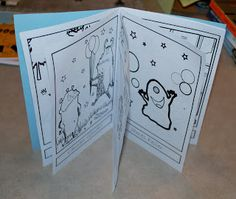 Project ART-A-DAY: Lesson 8: Coloring Books