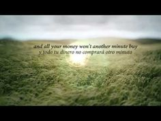 Kansas Dust In The Wind Subtitulada Español Inglés - YouTube