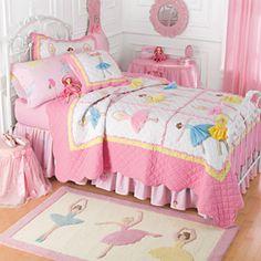 ballet room theme ideas for little girls rooms | ballet room