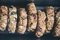 Sarah B's Breakfast (Cookie) Bars