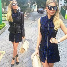 #ShareIG #latergram  Look de hoje com vestido que estou apaixonada @vitorinocamposbrand!! Ph + Styling @aderbalfreire | Sunnies  @cidinhasalatiel | #bateevolta #ready #Sp #summer2016 #newsarecoming #emporiumlolithà