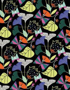 Sarah Andreacchio Illustration   flowers