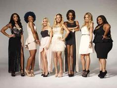 """These """"bad girls"""" were filming the Oxygen Network reality how """"Bad Girls"""" in Highland Park the past few months. They are (from left) Aysia, Jonica, Jada, Loren, Alex, Britt, Alyssa. Photo courtesy of Oxygen Media."""