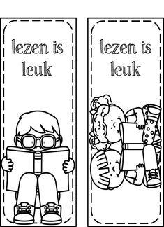 Spellen letters en lezen