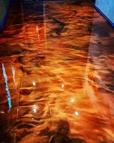 34 Best Metallic Epoxy Floors Images Metallic Epoxy