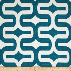 Premier Prints Embrace Slub Aquarius.  I really like this color and I think it would look really really nice against your paint. It also coordinates a bit with your current pillows. Aren't there bits of teal in the pattern?