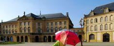 Metz, sa cathédrale, son théâtre