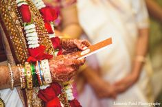 indian bride groom wedding ceremony http://maharaniweddings.com/gallery/photo/10762