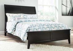 Braflin King Sleigh Bed,Signature Design by Ashley