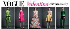 Todas las imágenes de la colección crucero de Valentino.