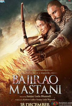Bajirao Mastani is directed by Sanjay Leela Bhansali and stars Ranveer Singh, Deepika Padukone, and Priyanka Chopra. This movie is fantastic. Bhansali did an excellent job as director. As for the acting, only one word can describe the lead trio's…Read more →