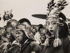 Robert Capa, JAPAN. Festival. 1954.