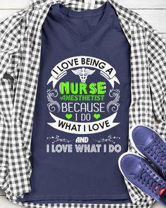I Love Being A Nurse Anesthetist - CRNA - Navy nurse tattoo, clinic nurse, nurse week #nurselifern #landscape #landscapephotography Nursing Career, Nursing Graduation, Licensed Practical Nurse, Nurse Anesthetist, Nurse Quotes, Nursing Clothes, Nurses Week, Nursing Students, Nurse Gifts