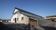 Galería de Tecnópolis para la Investigación Industrial Hangar # 19 / Andrea Oliva Architetto - 8