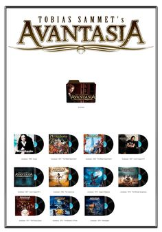 Album Art Icons: Avantasia