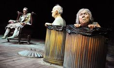 Chess represents life reduced to essentials, to a struggle to survive … a 2009 production of Samuel Beckett's chess-themed play, Endgame. Samuel Beckett, Contemporary Dance, Modern Dance, Endgame Beckett, Romeo Castellucci, Scenography Theatre, Theater, Theatre Stage, Set Design Theatre