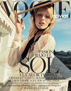 Vogue España Novias Summer 2016 by Nacho Alegre