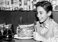 Pancakes ricetta base