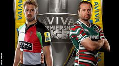 Aviva Premiership final _ Come on you Hairy Queens