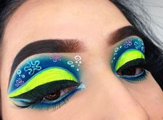 Go to the webpage to see more on eye makeup tips Makeup Eye Looks, Eye Makeup Art, Colorful Eye Makeup, Beautiful Eye Makeup, Crazy Makeup, Cute Makeup, Skin Makeup, Eyeshadow Makeup, Pretty Makeup