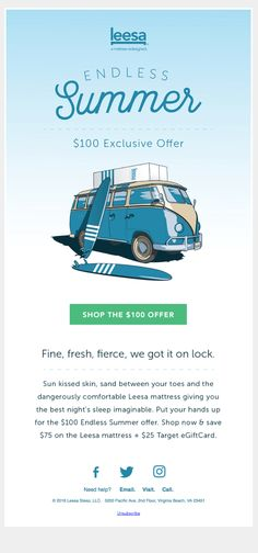 Really Good Emails - The Best Email Designs in the Universe (that came into my inbox)
