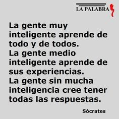 Spanish Inspirational Quotes, Spanish Quotes, Socrates, Cool Words, Wise Words, Motivational Phrases, Yoga, Wise Quotes, Positive Quotes