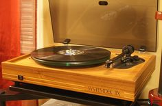 Systemdek IIX Turntable with Profile Arm