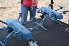 FORGET DJI AND PARROT: HERE'S 13 LITTLE-KNOWN DRONE COMPANIES THAT MADE A SPLASH AT CES