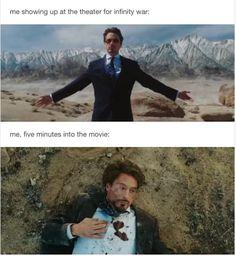 "100 ""Avengers: Infinity War"" Memes That Will Make You Laugh And Cry - Marvel Universe Marvel Avengers, Iron Man Avengers, Avengers Memes, Marvel Funny, Marvel Dc Comics, Marvel Movies, Marvel Gems, Loki Funny, Marvel Logo"