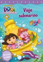 Viaje submarino . Dora y su amigo Botas viajan al fondo del mar. ¿Quieres acompañarles en esta emocionante aventura?¡Descubrirás un montón de cosas!
