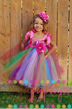 Gorgeous Tutu Dress!