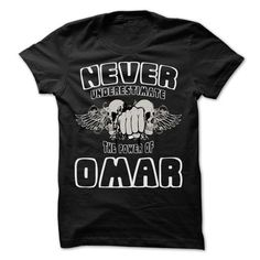 Never Underestimate The Power Of ... OMAR - 999 Cool Na - #teacher shirt #harvard sweatshirt. MORE INFO => https://www.sunfrog.com/LifeStyle/Never-Underestimate-The-Power-Of-OMAR--999-Cool-Name-Shirt-.html?68278