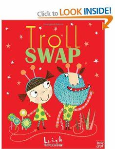 Troll Swap: Amazon.co.uk: Leigh Hodgkinson: Books