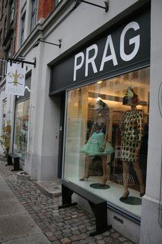 Prag Genbrug, Vesterbrogade