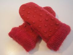MMC0503 Midland Wool Mittens  lg/xlg by MichMittensbyLauri on Etsy, $23.00