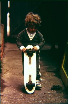Little Boy skateboard