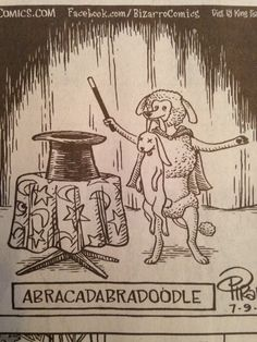 Today's cartoon!