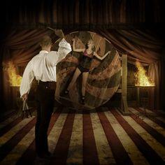 freak show circus - Google Search