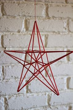 モール・ヒンメリ: スターを作りました Metal Art, Projects To Try, Holidays, Star, Christmas Ornaments, Holiday Decor, Blog, Crafts, Home Decor