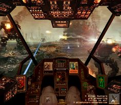 What happened to this: Why do we have this instead The cockpits look kind of bland, if we keep them please just adjust the lighting. Spaceship Interior, Spaceship Art, Spaceship Design, Killzone Shadow Fall, Space Opera, Armored Core, Starship Concept, Robot Concept Art, Futuristic Art