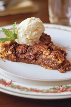 Deep-Fried Pecan Pie - Best Pecan Pie Recipes - Southernliving. Pecan pie is already delicious and oh-so Southern, but watch as Test Kitchen Professional Norman King turns it into an insanely decadent deep-fried treat complete with bourbon whipped cream!Watch:Deep-Fried Pecan Pie