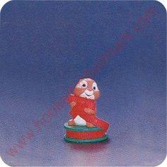1992 Chipmunk - Merry Miniature