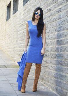 """Coleção """"LAS AMÉRICAS: Blue Jeans"""" com a blogueira Camila Amaral"""