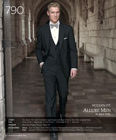 The Tux we're going with, though with a tie instead of bowtie.