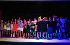 Who remembers the awesome talent show we had this summer? We can't wait to see your talents next year!