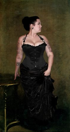 modelo de vestido para gordas preto elegante  ----------------------------------------- http://www.vestidosonline.com.br/modelos-de-vestidos/vestidos-gordinhas